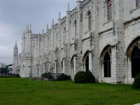 リスボンのジェロニモス修道院とベレンの塔の画像 p1_5